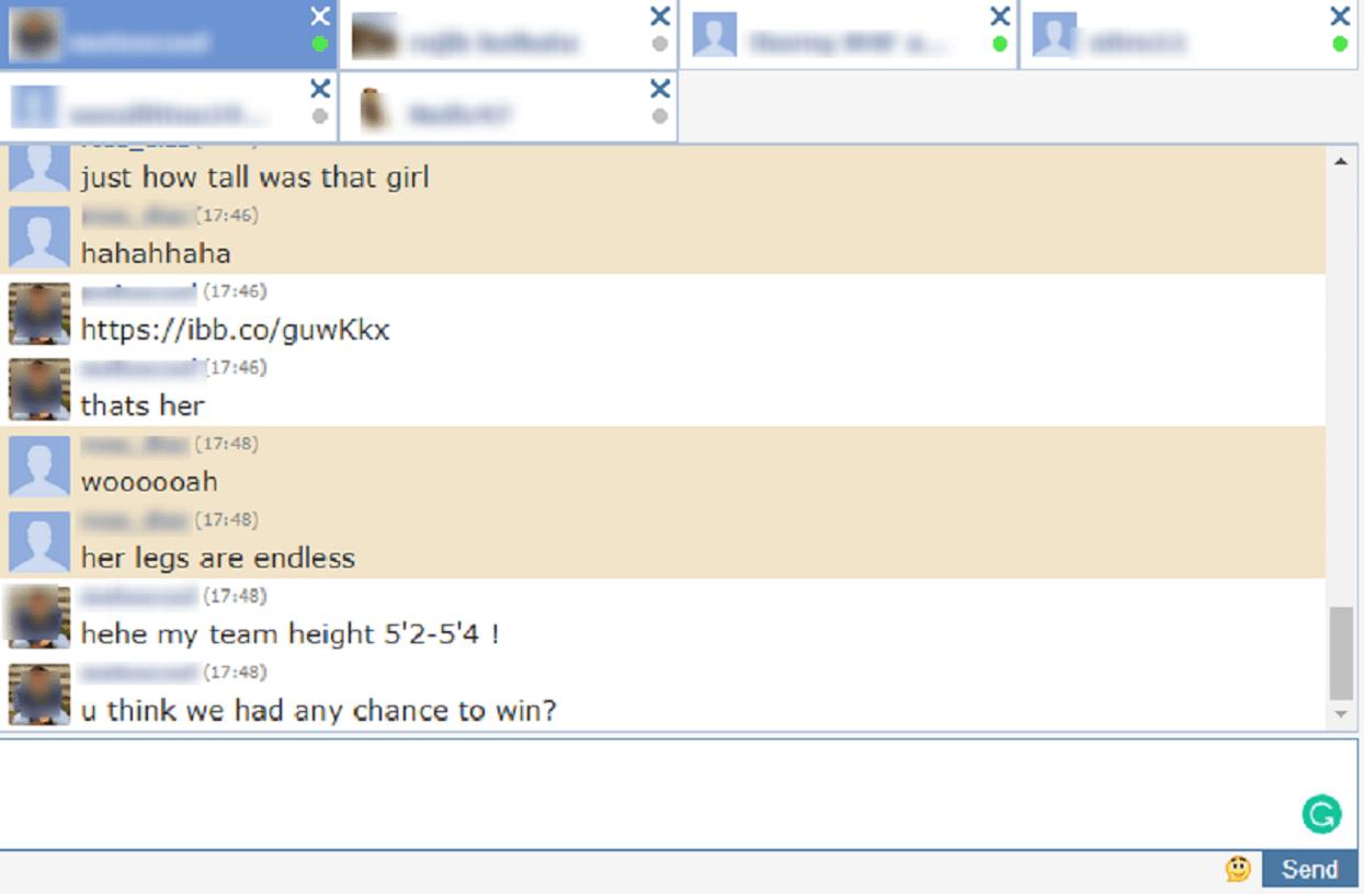 E-Chat Private Message