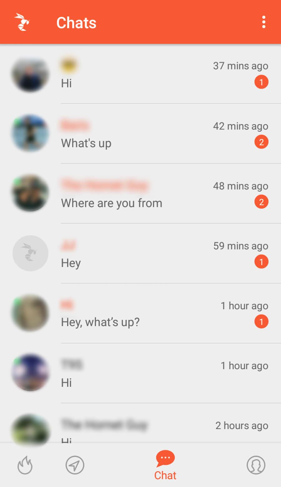 Hornet Messaging