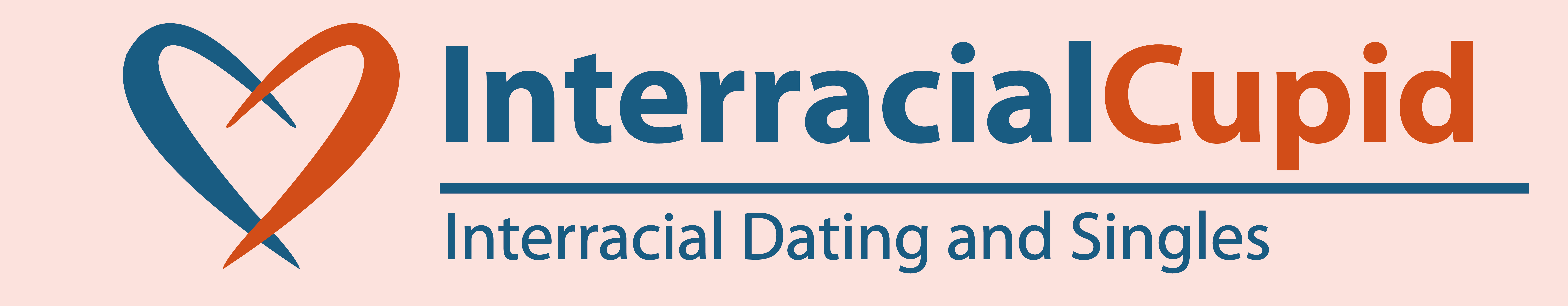 Interracial Cupid Logo