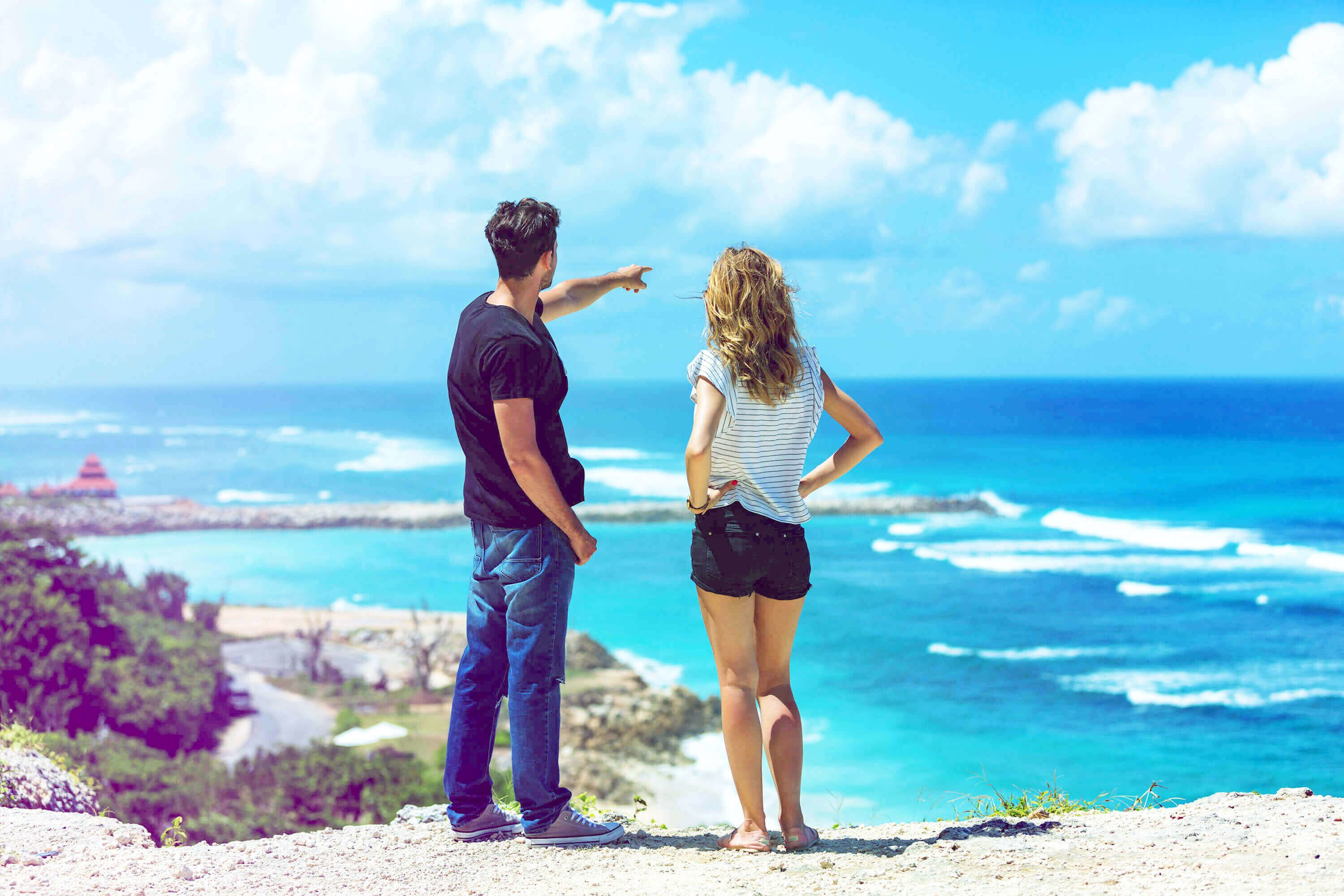 Sightmatching - A dating trend for solo globetrotters