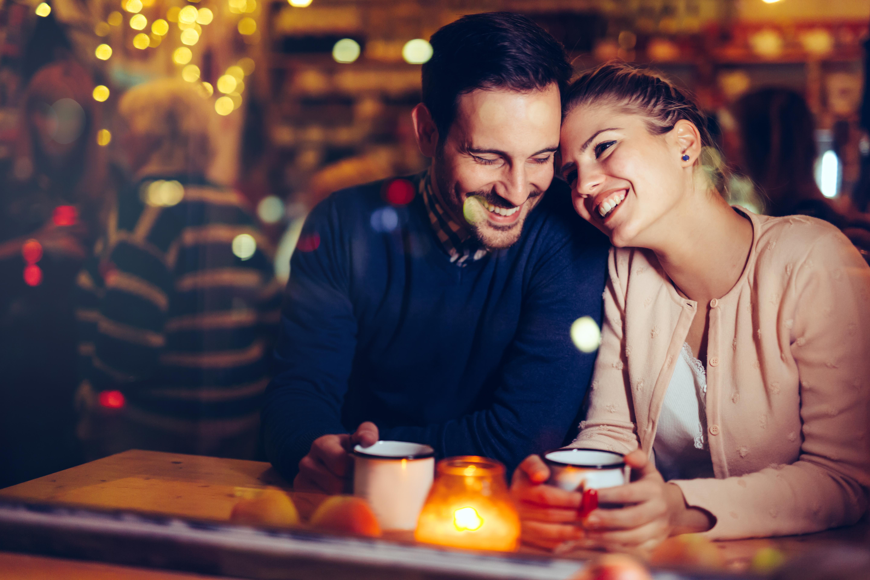 Romantic Christmas Date