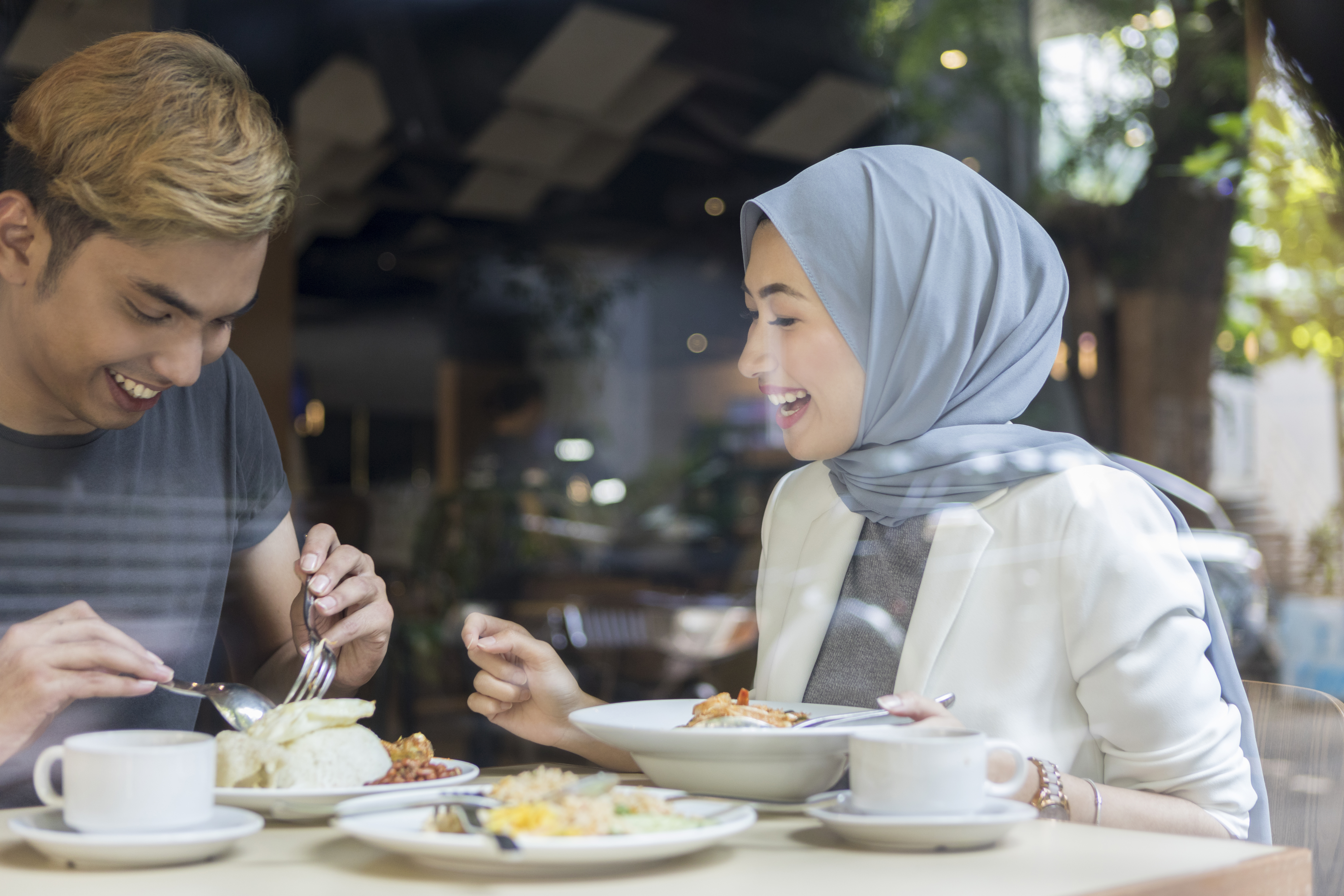 Muslim dating practices today
