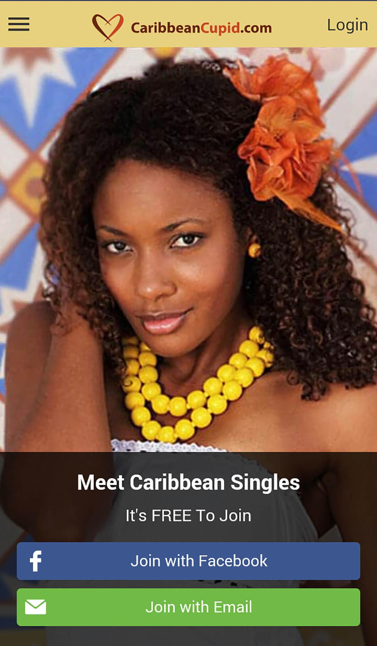 caribbeancupid com dating