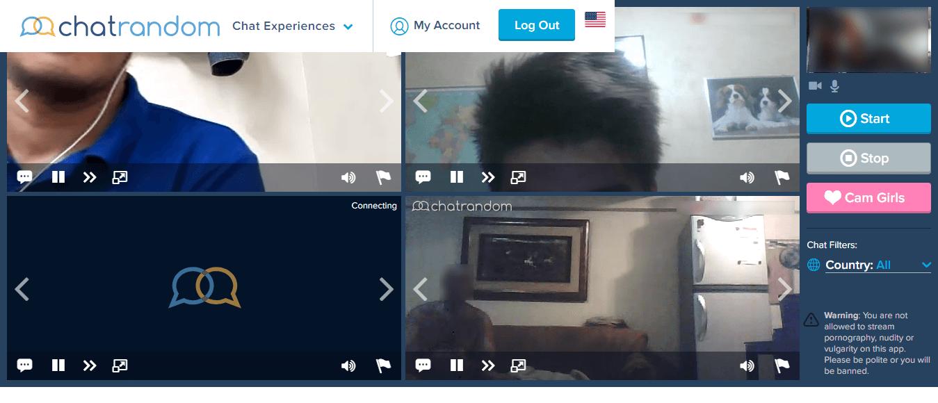 Chatrandom Cam4 Chat