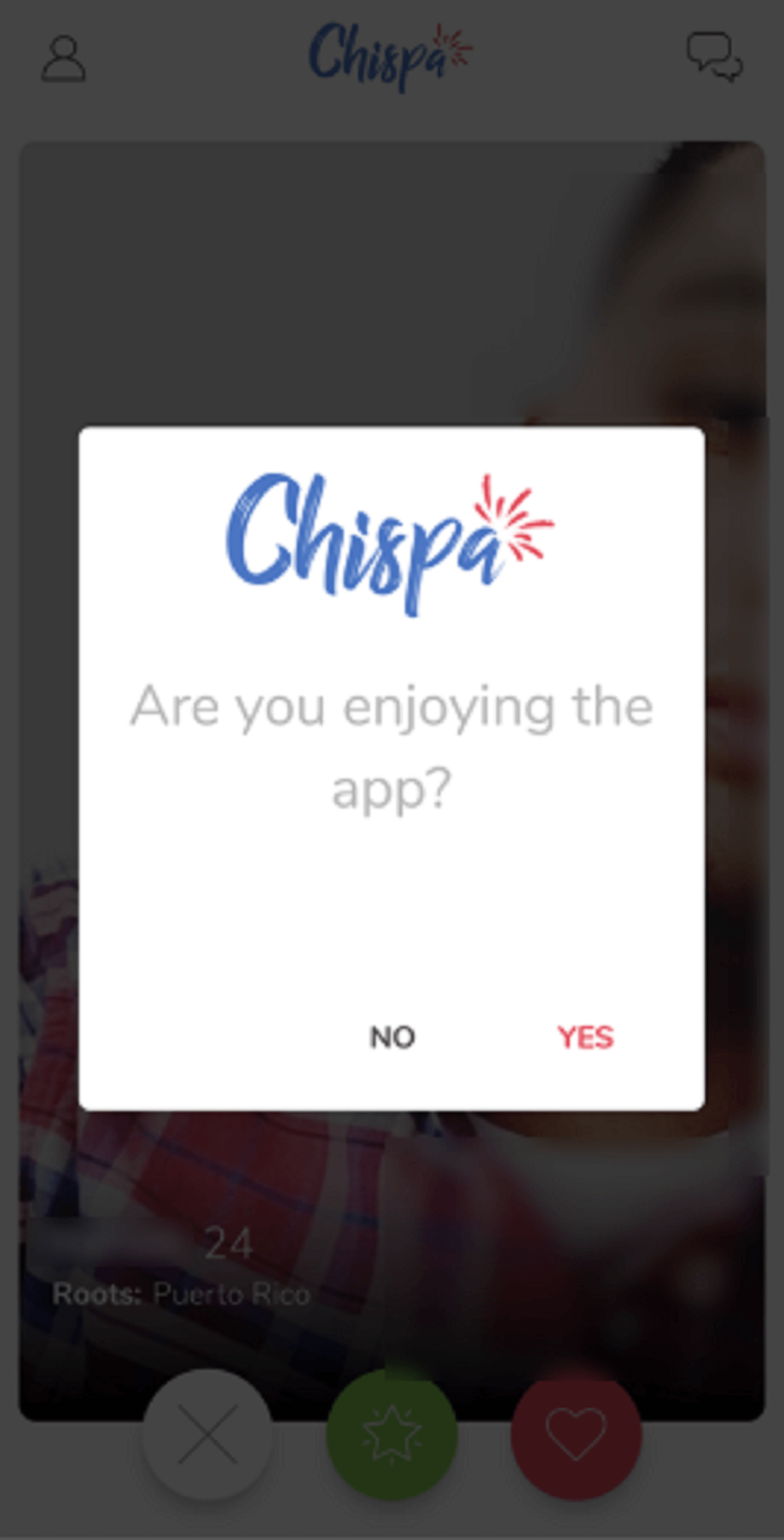 Chispa Mobile App