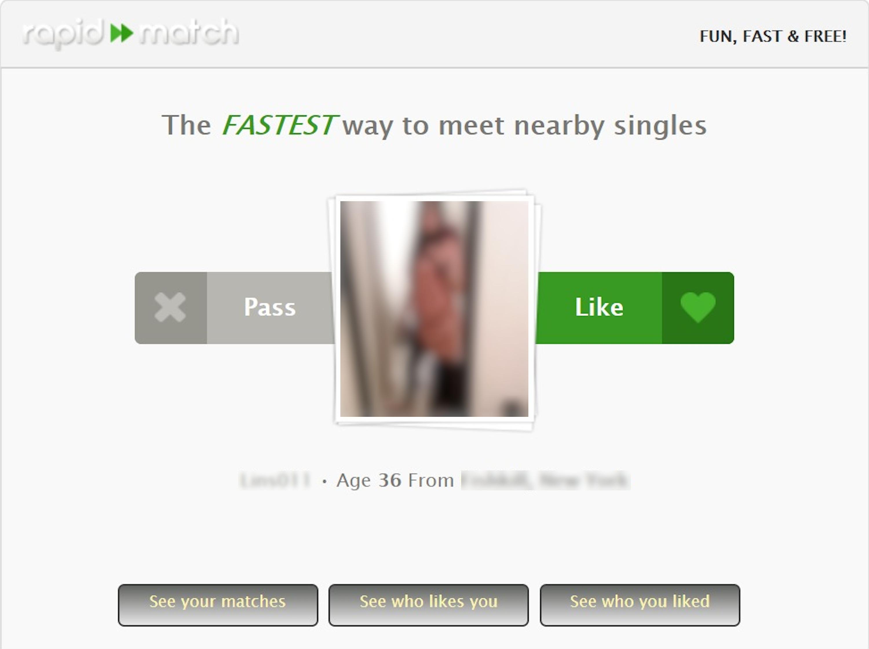 HSV Singles Rapid Match