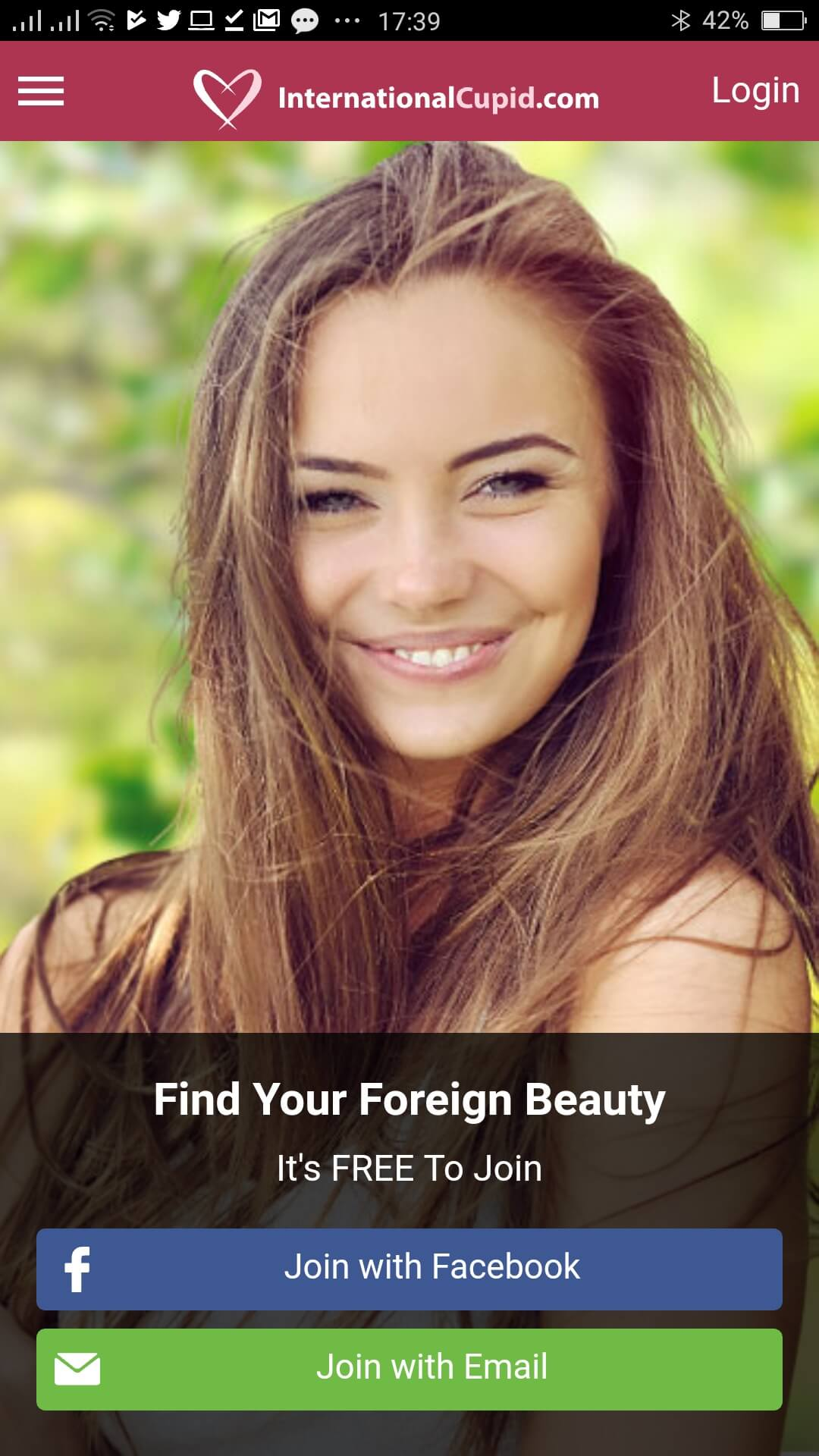 International cupid dating scams is eharmony a christian dating site