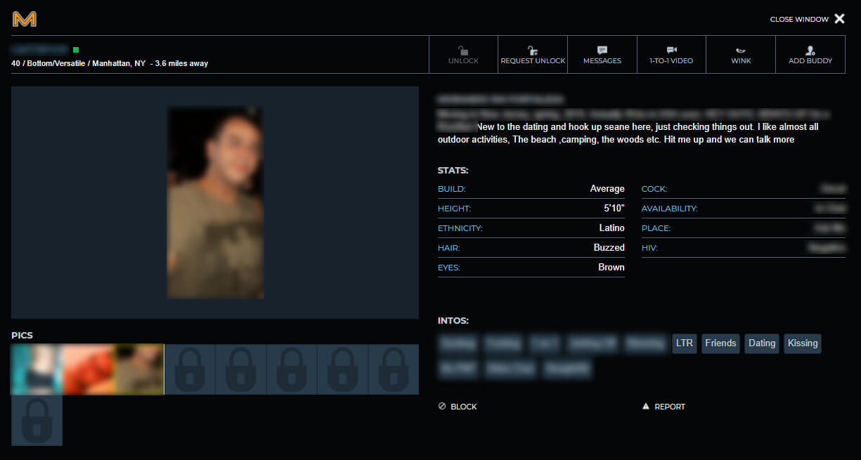 Manhunt Profile