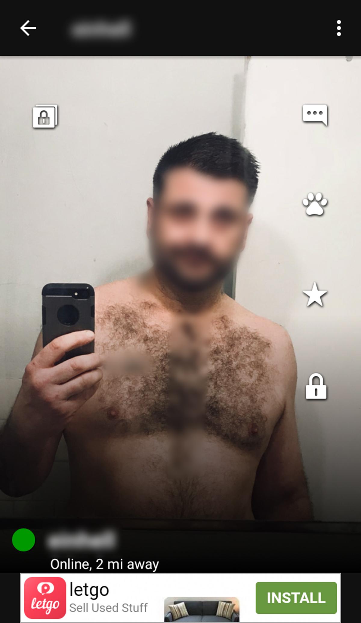 Scruff Profile