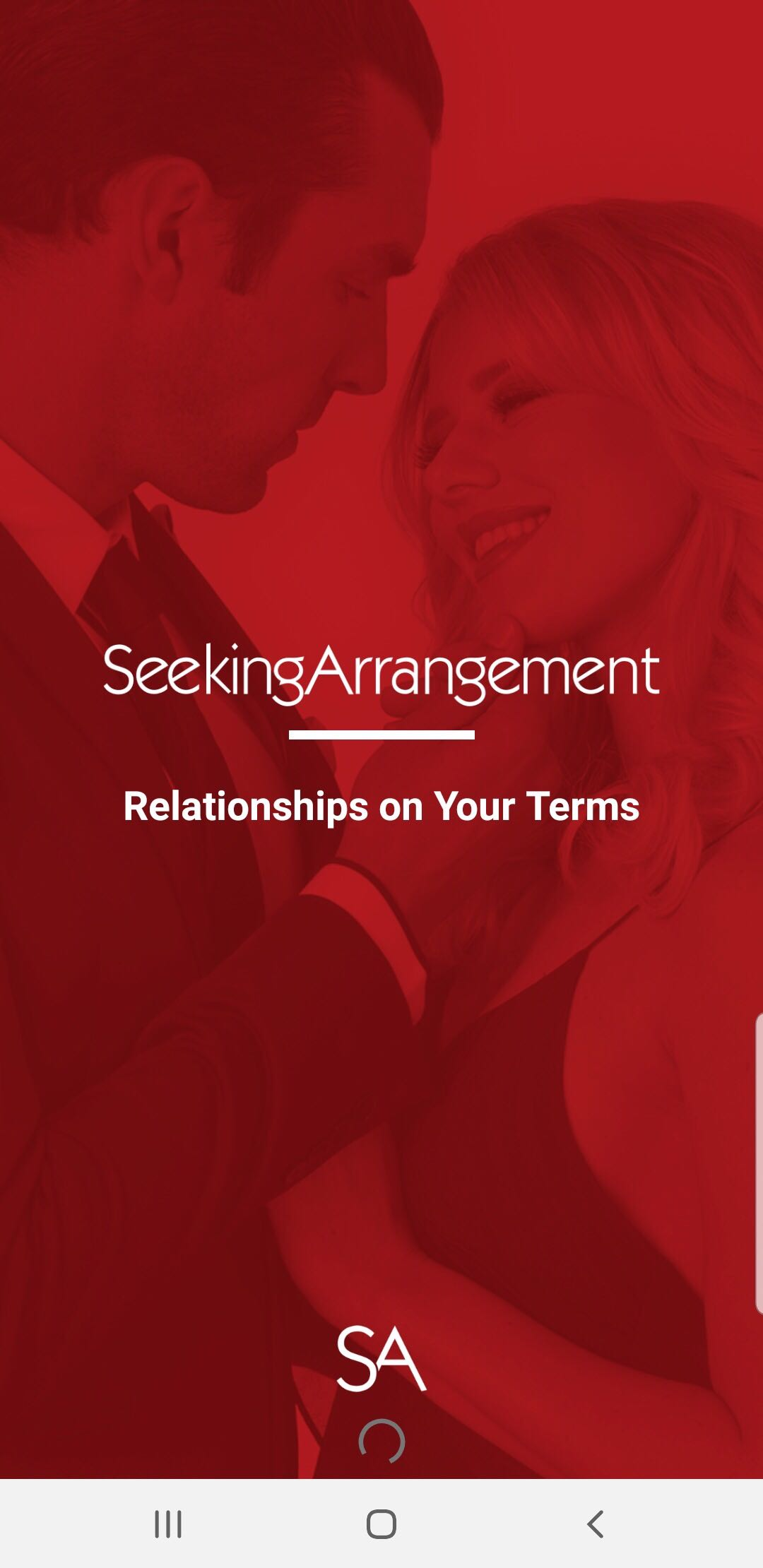 Seeking Arrangement App Android
