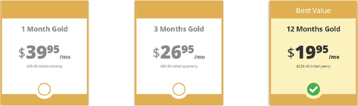Senior Sizzle Price