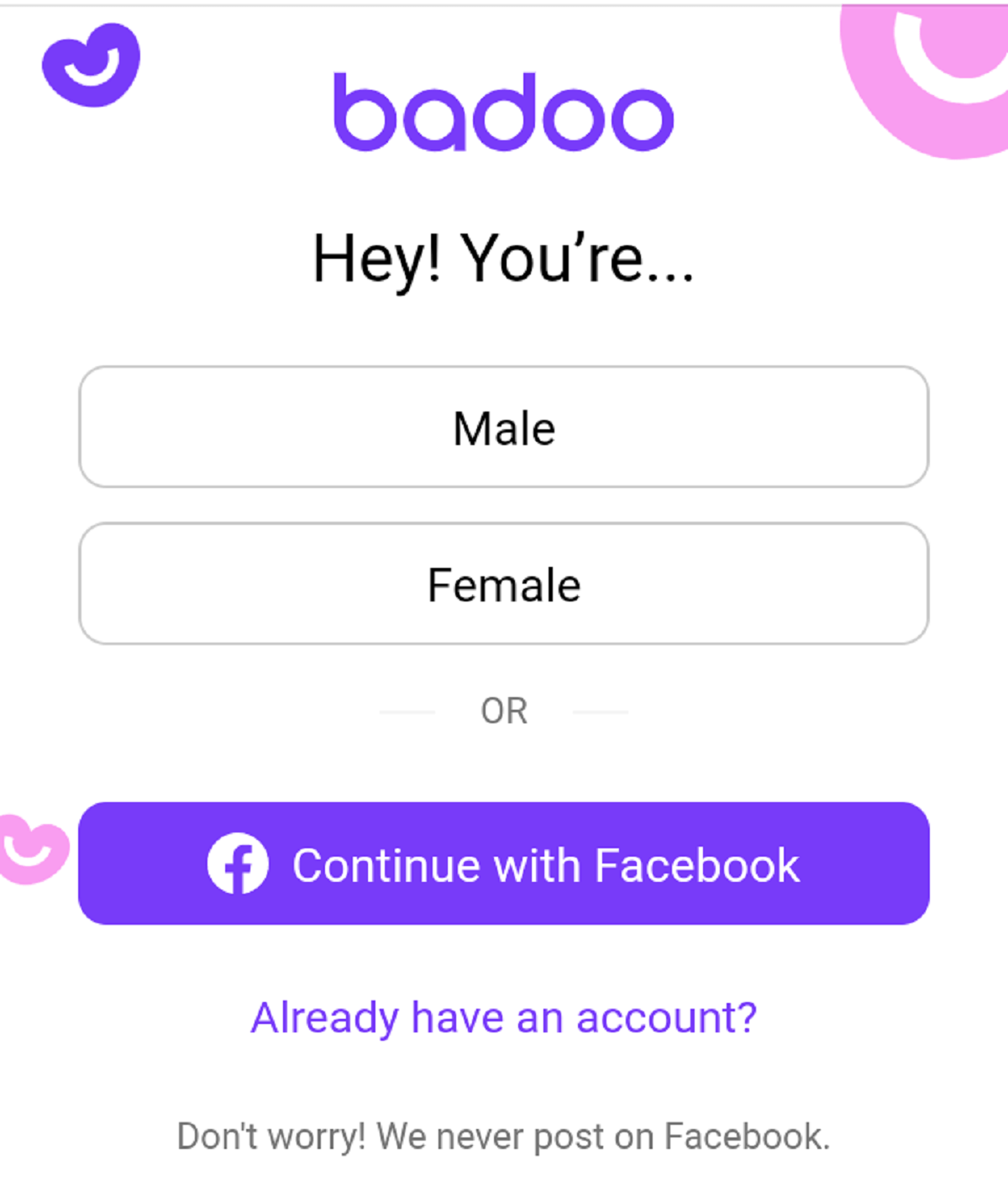 Login badoo messages How To