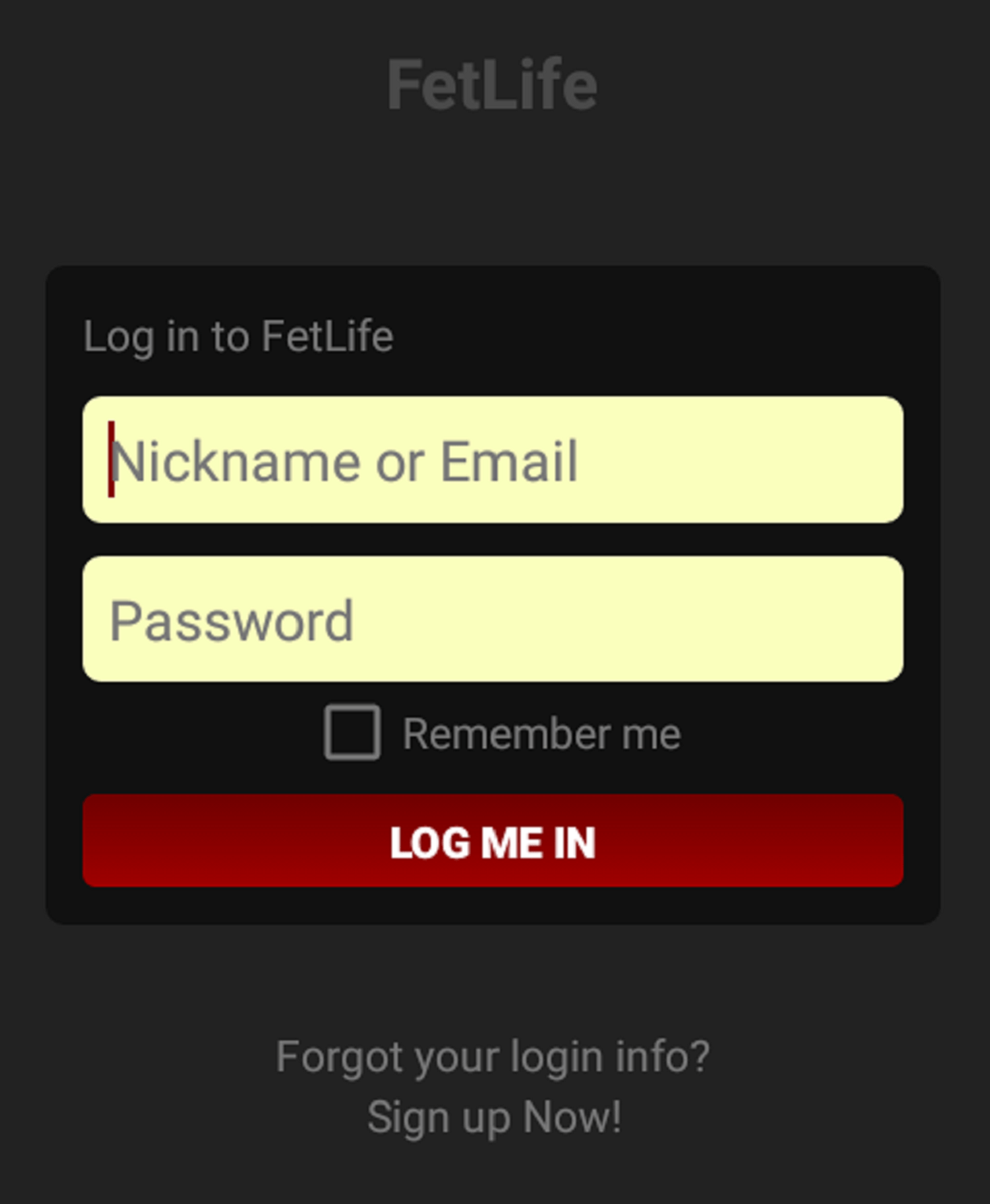 Com what is fetlife firefly-me.com Site