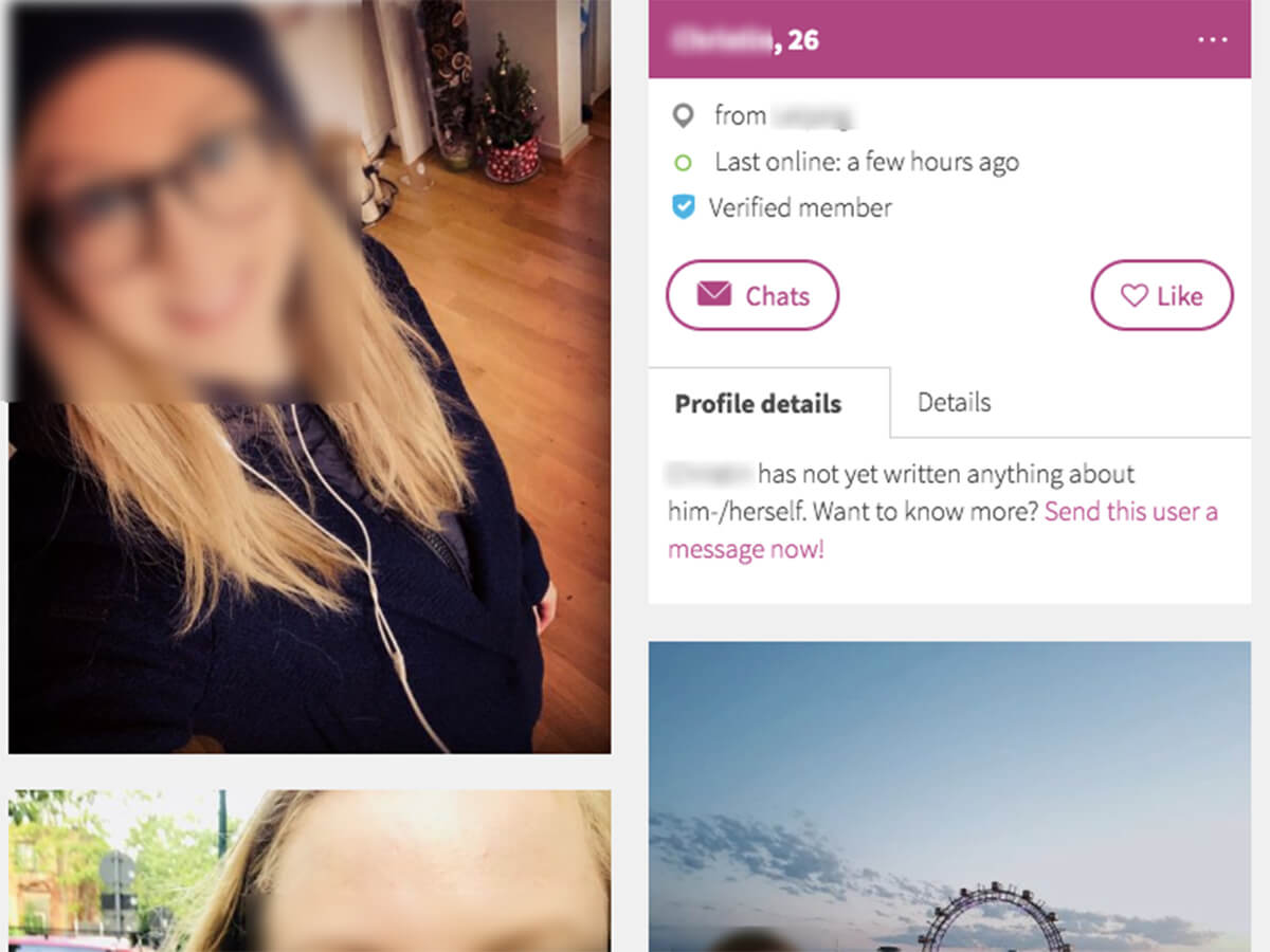 Picture lovoo verify 7 Examples