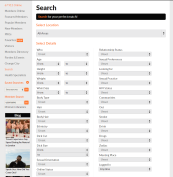 Adam4Adam Search Filters