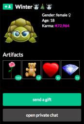 AntiChat Profile