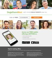 Single Parent Meet Registration
