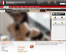 Amateur Community Profile