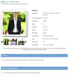 BBWFriendsDate Male Profile