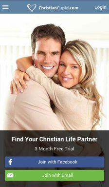 Christian Cupid App