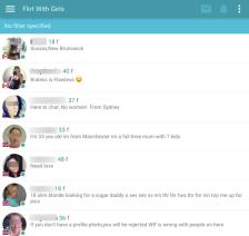 Fast Flirting App