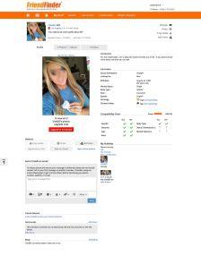 FriendFinder Profile