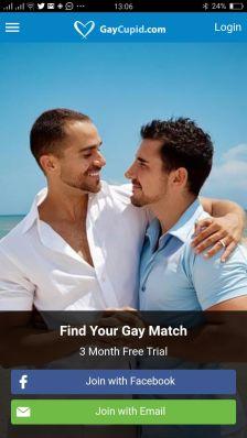 GayCupid App