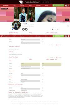IndianCupid-Profile