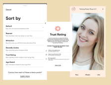 Iris Dating App App