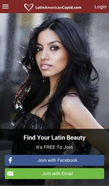 LatinAmericanCupid App