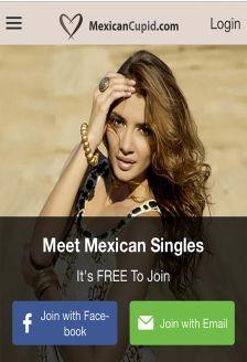 Mexican Cupid App