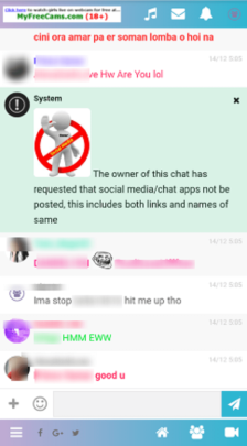 TeenChat Mobile