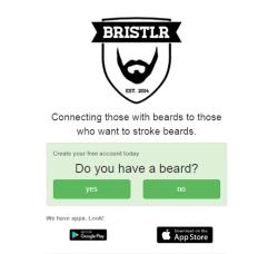 Bristlr Signup