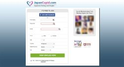 Japan Cupid Sign-up