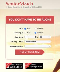 Senior Match Registration