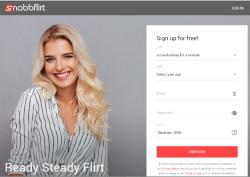 SnabbFlirt Register