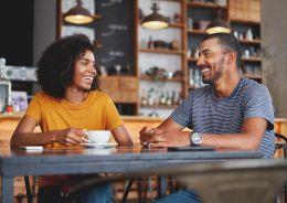 Black Couple Dating
