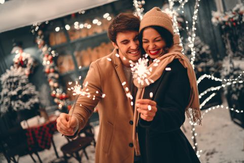 Dating Guide for New Year's Eve
