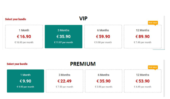 Gays.com Price Updated