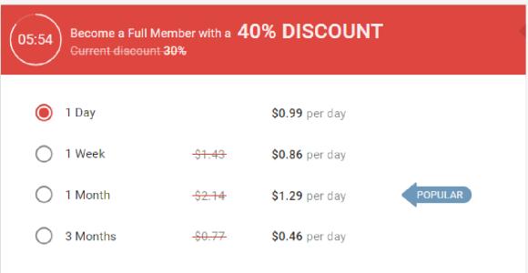 SnabbFlirt Premium