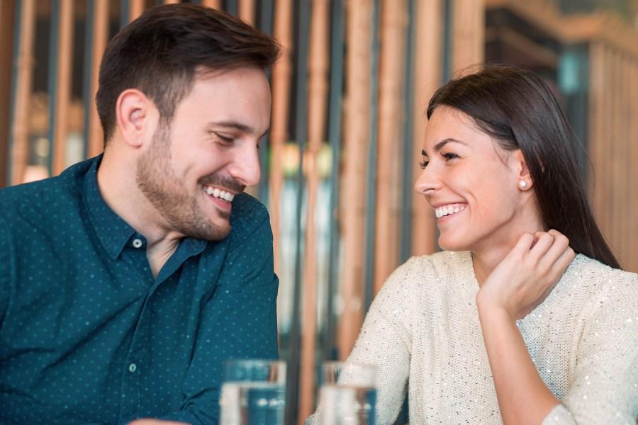 Guy Talking to Girl
