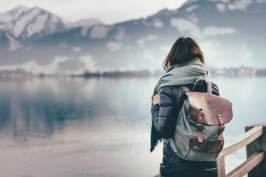 Friendzone Woman Alone
