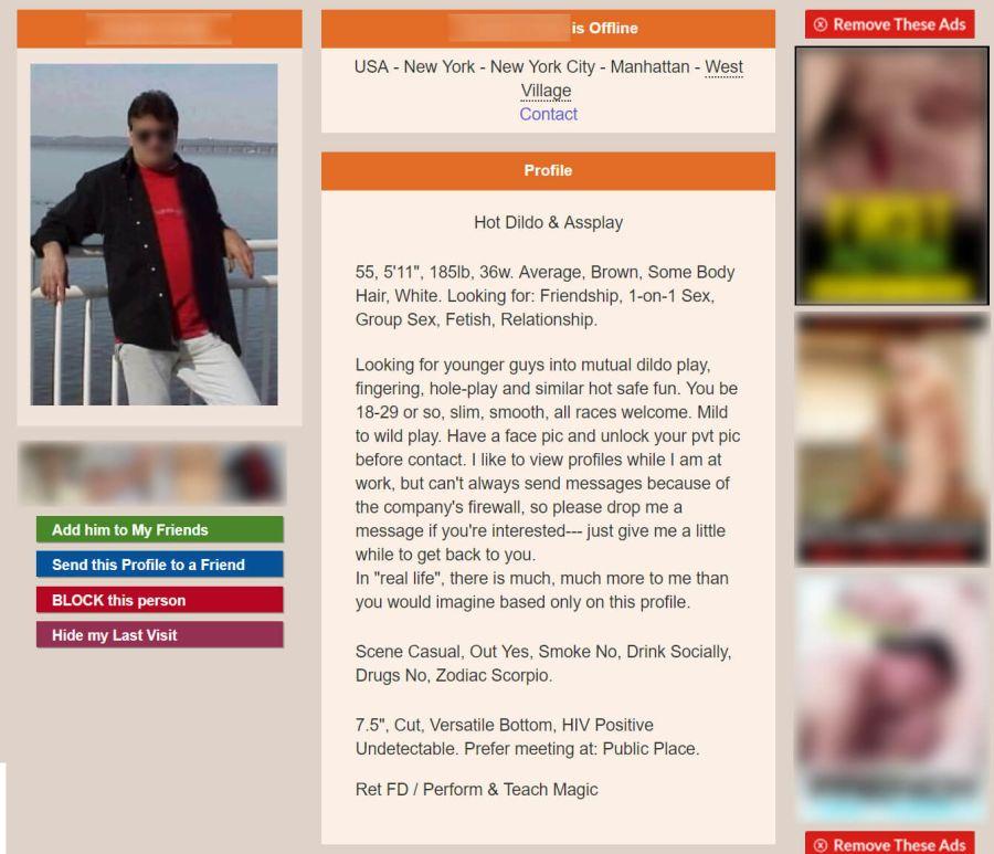 Adam4Adam Profile