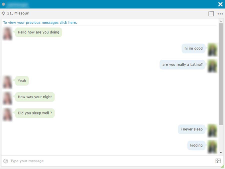 Amor en Linea Chat