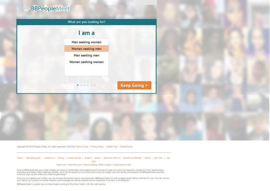 BBPeopleMeet Registration