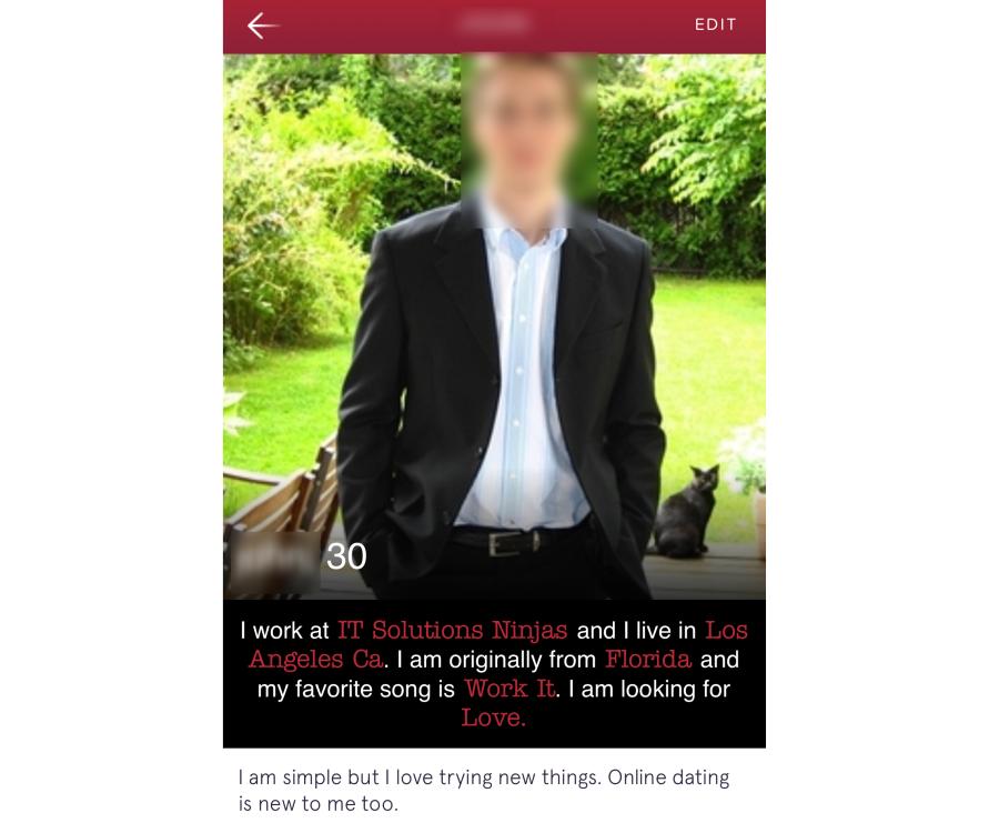 Cheekd Profile Page