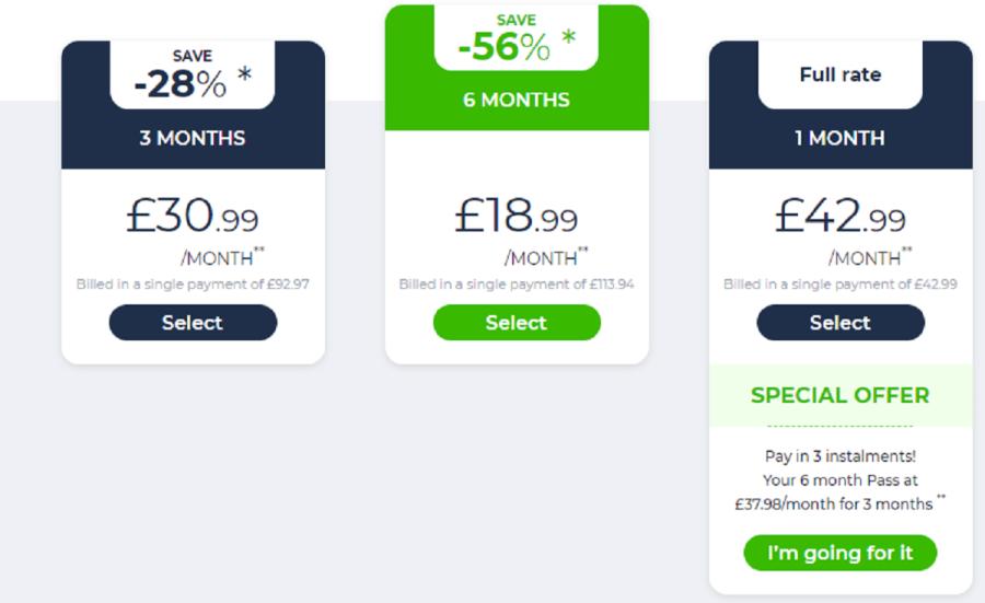 datingdirect price