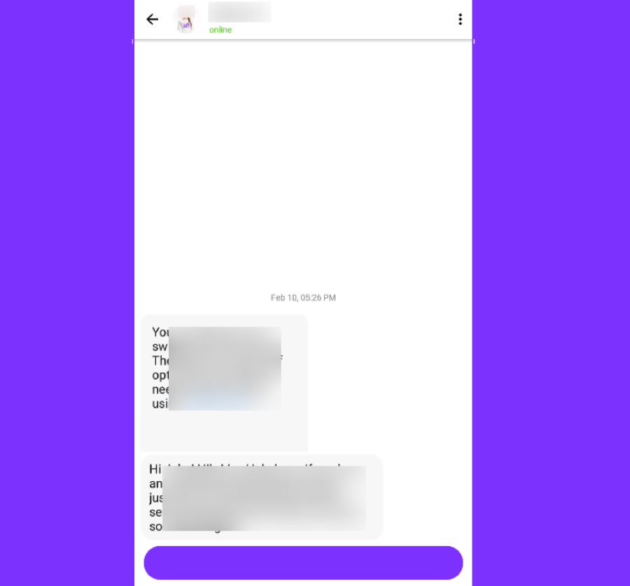Hily Messaging