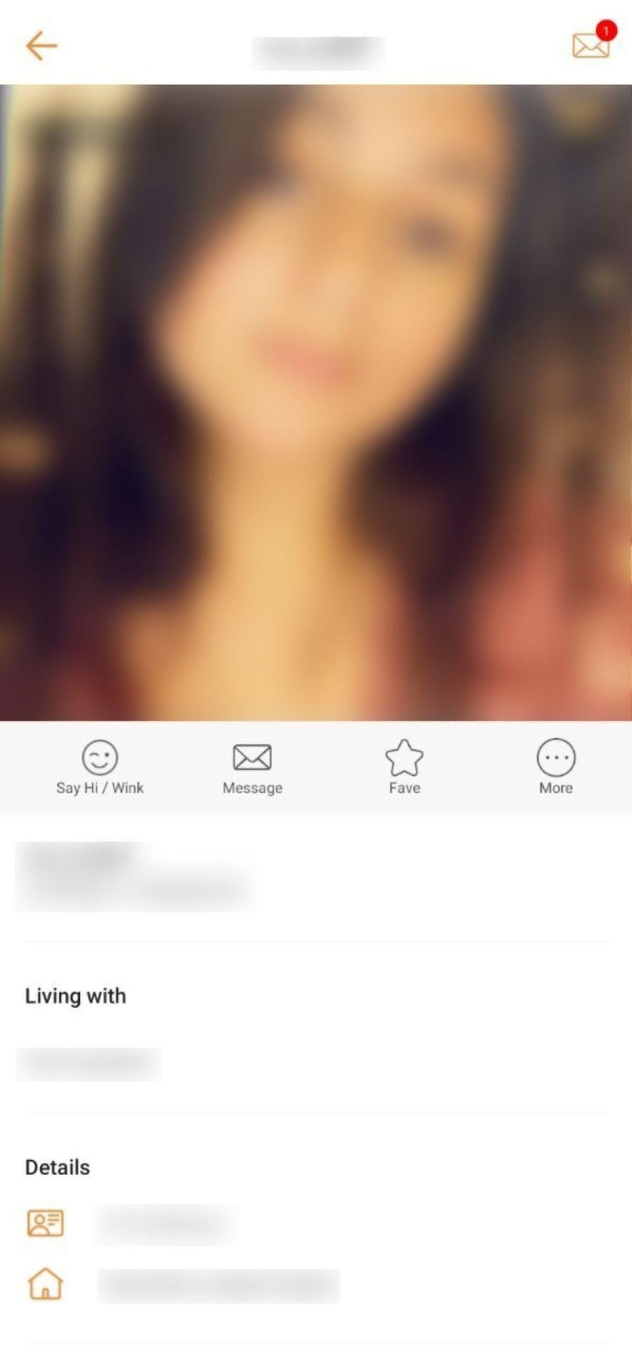 MPWH App 1 Female Profile