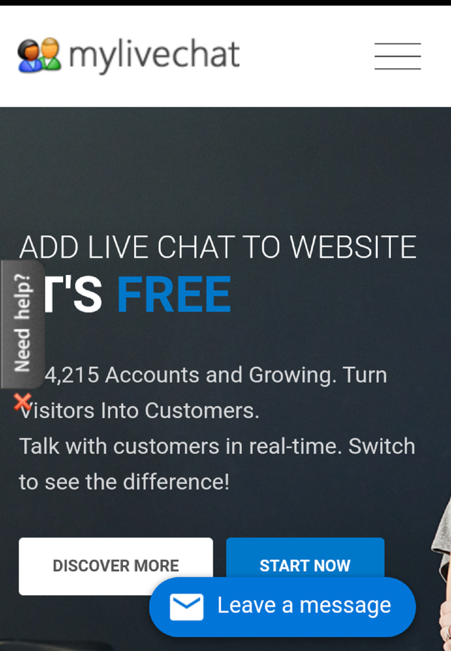 mylivechat app